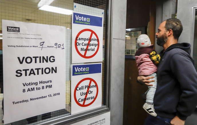 Le référendum organisé par la ville de Calgary (un vote électronique) a mobilisé 304774votants sur 767 000. Les résultats officiels seront publiés vendredi16novembre, ont précisé les autorités locales.
