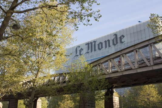 Immeuble du «Monde»,Boulevard Auguste Blanqui, 13ème arrondissement,Paris, France,.«Il y aurait eu là, pour Kretinsky, un bel héritage à revendiquer. Et, pour Le Monde, une belle page d'histoire et un exemple d'indépendance d'esprit à revendiquer.»