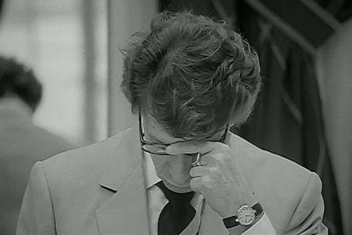 Yves Saint Laurent dans le documentaire d'Olivier Meyrou,«Célébration».