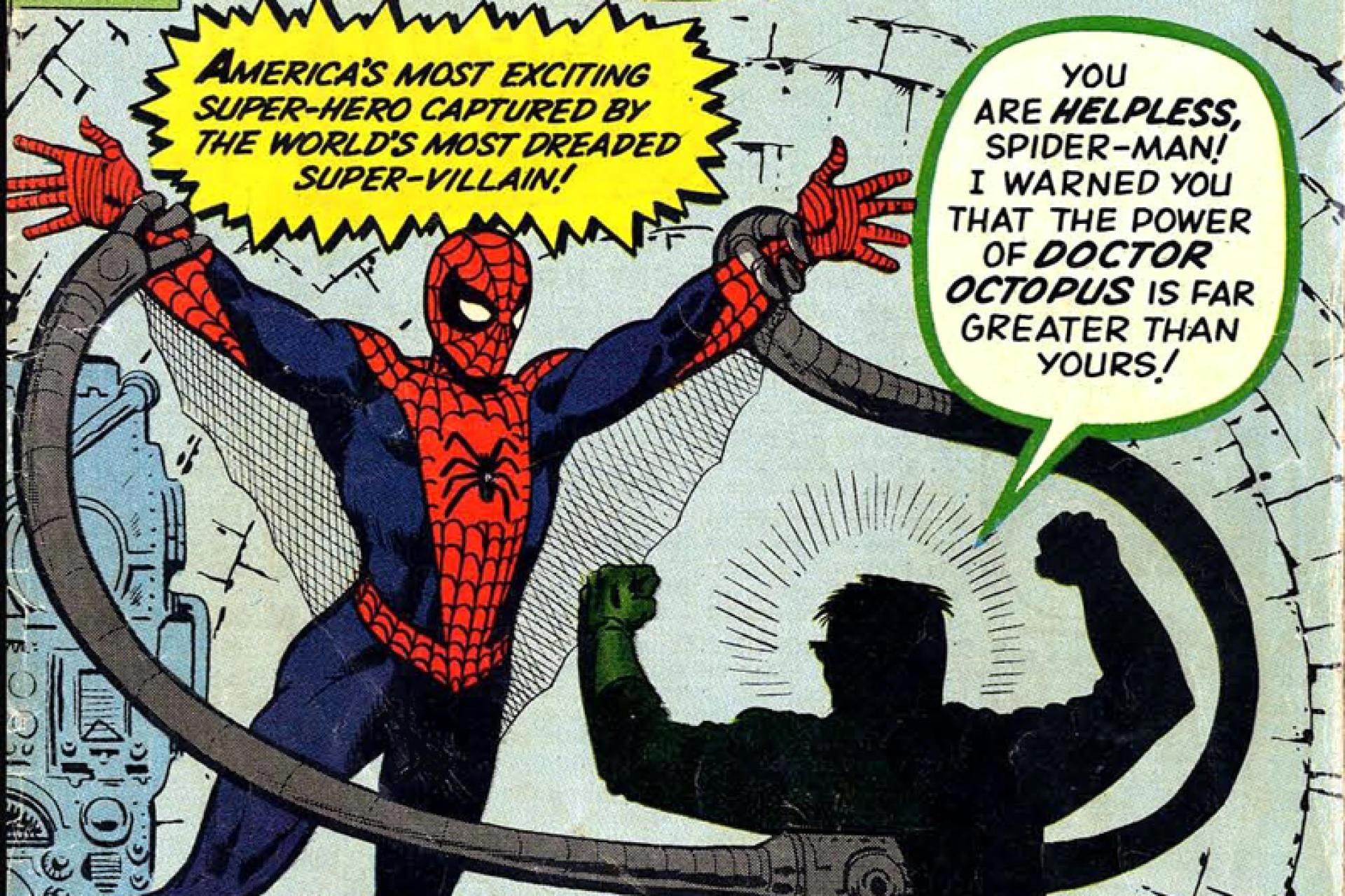 Un aperçu de Spider-Man, premier super-héros adolescent de premier plan.