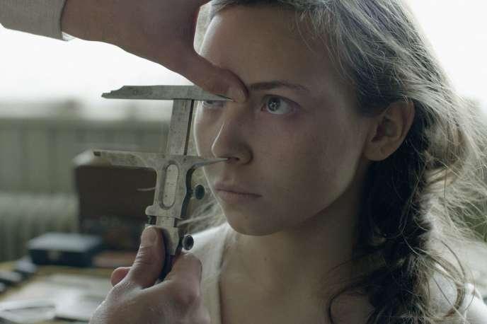 Lene Cecilia Sparrok dans« Sami, une jeunesse en Laponie»,d'Amanda Kernell.