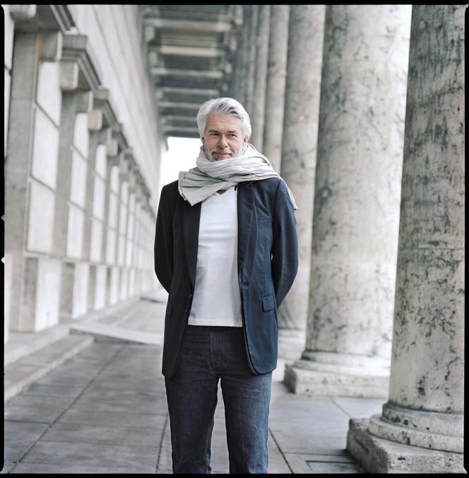 Chris Dercon, le nouveau directeur du Grand Palais, prendra ses fonctions début janvier.