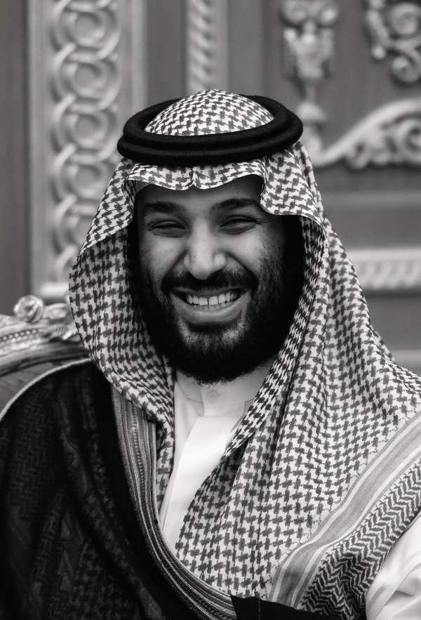 Mohammed Ben Salman, prince héritier d'Arabie saoudite.