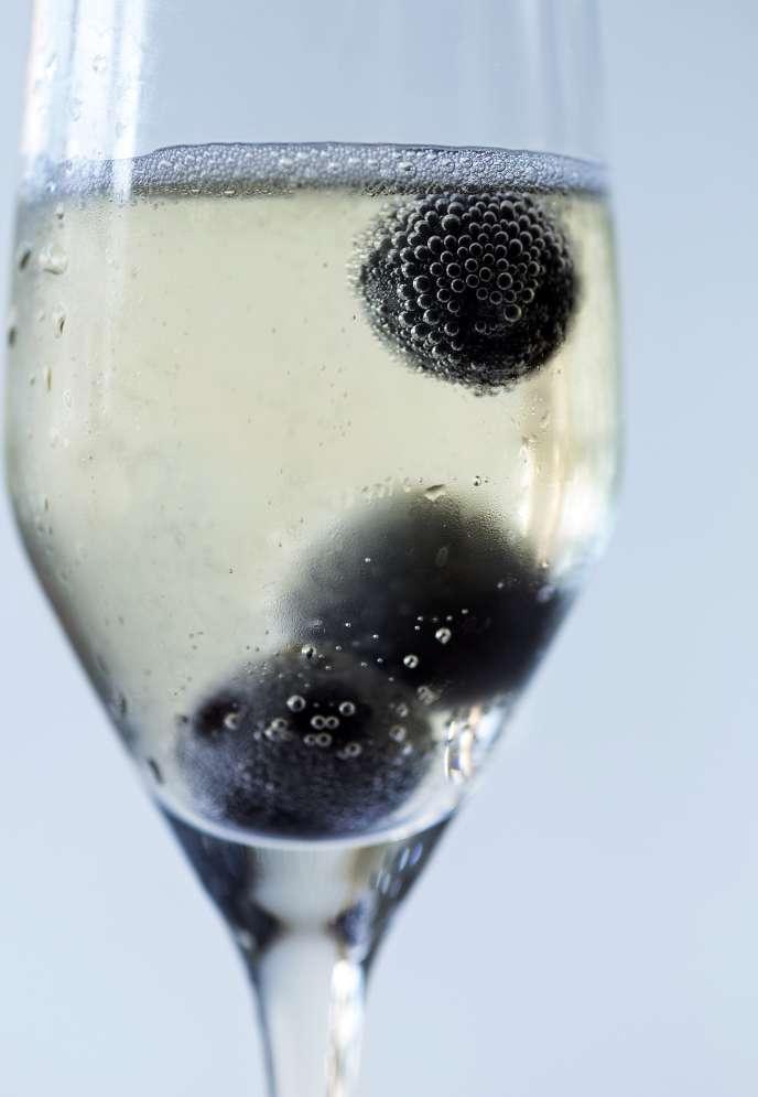Champagne, cépage pinot meunier.