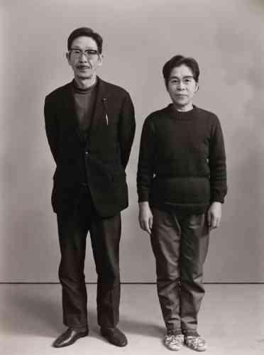 Sukezo et Mitsue Fukase (1972).