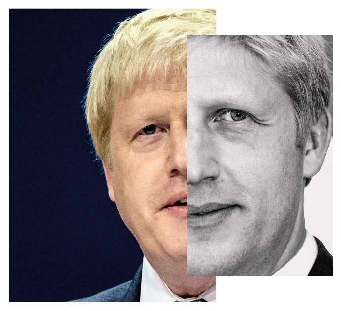 Boris et Jo Johnson.