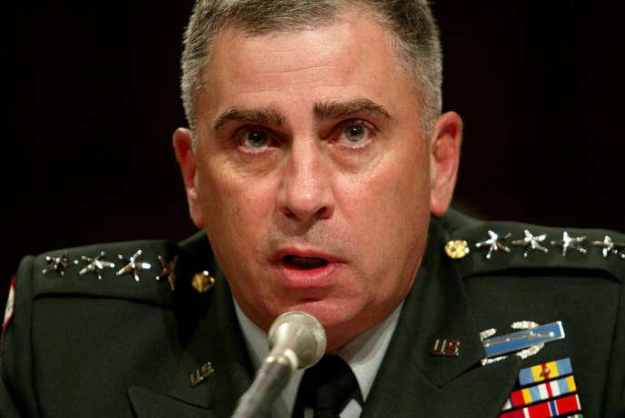 Le général de l'armée américaine à la retraite, John Abizaid, a été nommé ambassadeur en Arabie saoudite.