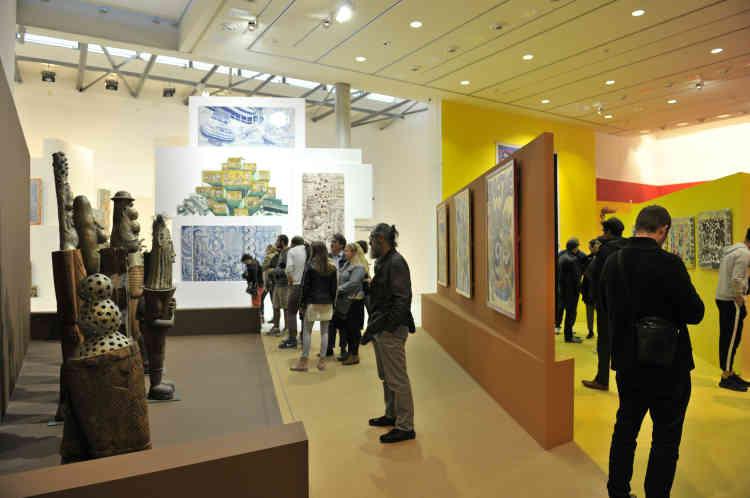 Chaque année, trois saisons d'expositions sont organisées présentant des artistes qui ont marqué l'histoire de l'art aux siècles derniers ‒ comme Picasso, Chagall, Claudel, Degas et Signac ‒ ainsi que des artistes contemporains et des créateurs dans les domaines des arts décoratifs et de la mode. Grâce à son bassin modulable, le musée propose également de nombreux événements (concerts, bals, défilés de mode) en résonnance avec sa programmation et ses collections.
