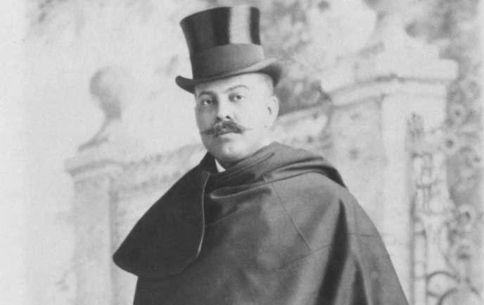William Henry Ellis, né esclave en 1864, réussit à s'établir comme homme d'affaires millionnaire à Wall Street au tournant du siècle.