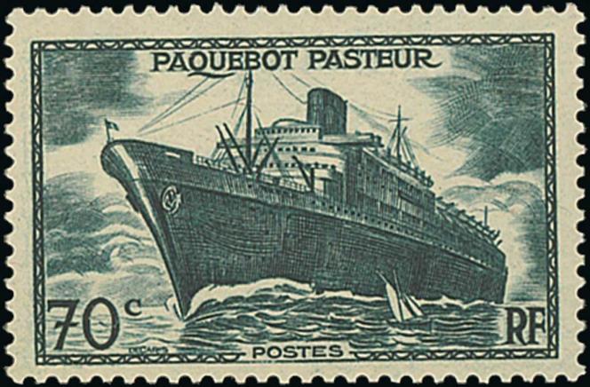 Estimation 20000 à 40000 euros pour ce timbre de 1941.