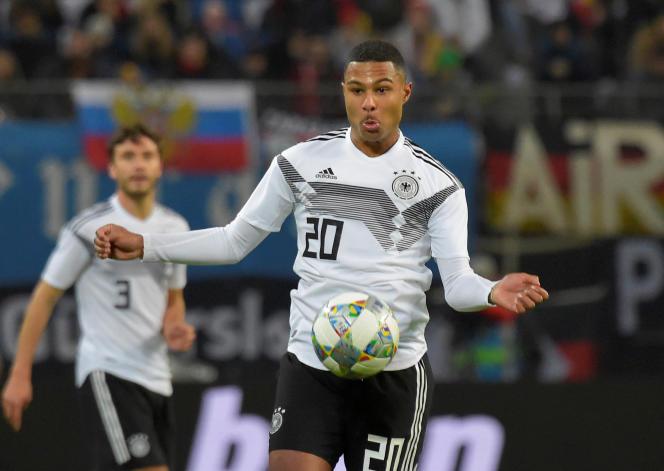 L'équipe d'Allemagne est d'ores et déjà hors course dans la Ligue des nations.