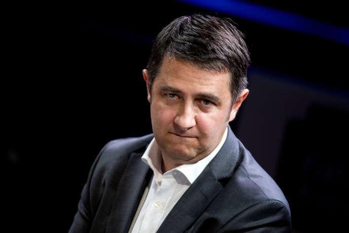 Laurent Guimier est à la tête d'Europe 1 depuis le mois de mai.