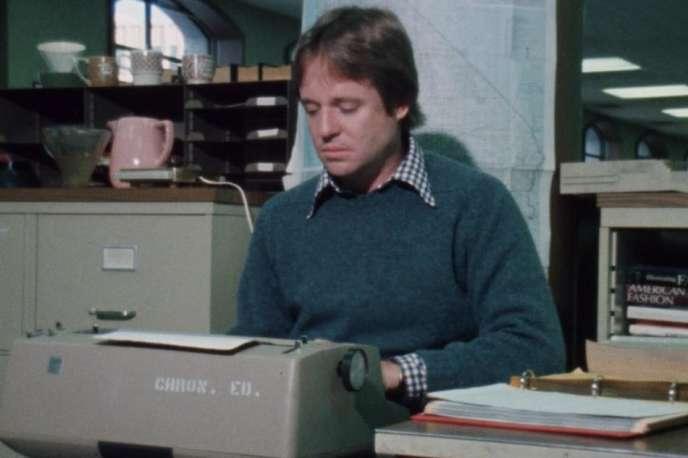 Armistead Maupin, à San Francisco, en 1980.