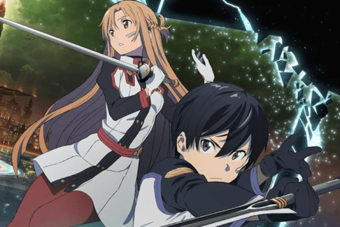 Extrait du long-métrage«Sword Art Online:Ordinal Scale», de Tomohiko Ito, sorti au Japon en 2017.