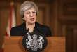 La première ministre britannique, Theresa May, le 15 novembre, à Londres.