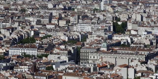 A Marseille, quarante mille logements, soit 13 % du parc, sont dans un état inquiétant.