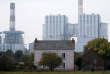 La centrale à charbon de Cordemais, l'une des quatre dernières en France, assure en grande partie l'alimentation de la Bretagne.