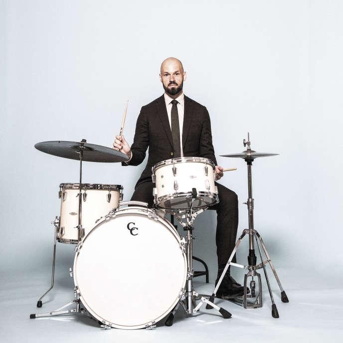 Le batteur Snorre Kirk, dont vient d'être publié l'album «Beat» (Stunt Records/UVM Distribution).
