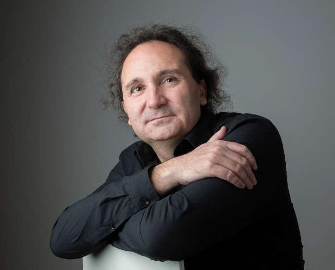 Jean-Philippe Uzan, à Paris, le 30 avril.