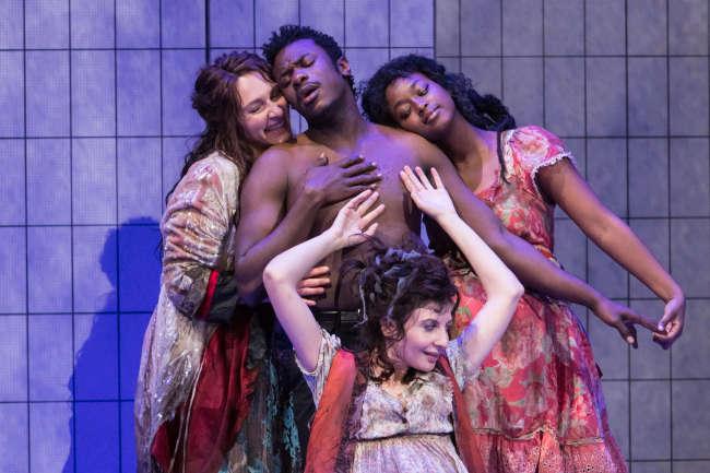 «Macbeth», de William Shakespeare, mise en scène par Stéphane Braunschweig, au Théâtre de l'Odéon, du 26 janvier au 10 mars.