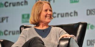 Diane Greene, à San Francisco (Californie), en septembre 2016.