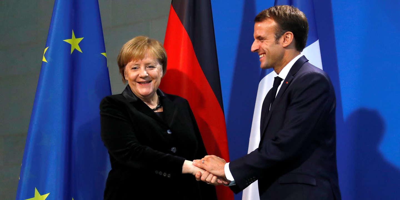 lemonde.fr - Macron souhaite une relance de l'Europe pour éviter un - chaos - mondial