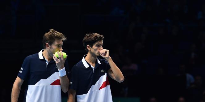 Aux côtés de Pierre-Hugues Herbert, Nicolas Mahut a remporté cette année le tournoi de Roland-Garros et disputé la finale du Masters.