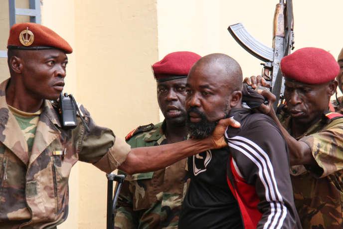 Le député centrafricain et ex-chef de milice Alfred Yékatom a été extradé samedi vers la Cour pénale internationale (CPI) de La Haye.