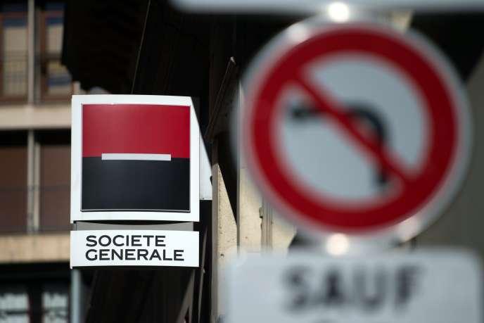 Les montants sont « intégralement couverts par la provision pour litiges inscrite dans les comptes », a souligné la Société générale.