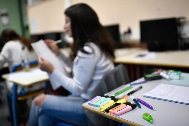 La France est le quatrième pays d'accueil d'étudiants étrangers dans le monde. (photo d'illustration).