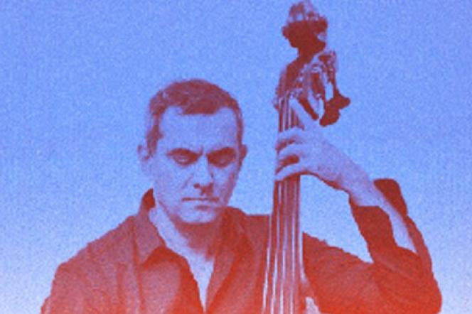 Le contrebassiste Claude Tchamitchian.