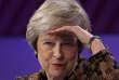 Theresa May, la première ministre britannique, lors d'une conférence à Londres, le19novembre 2018.
