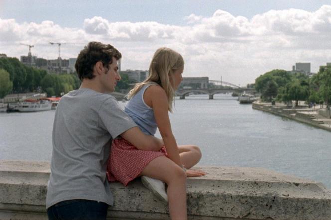 Vincent Lacoste (David) etIsaure Multrier (Amanda) dans« Amanda», deMikhaël Hers.