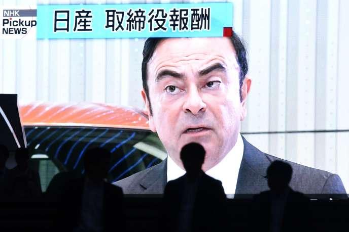 Carlos Ghosn a été arrêté lundi 19 novembre au Japon.