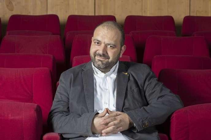 Orwa Nyrabia, nouveau directeur artistique del'International Documentary Filmfestival Amsterdam (IDFA, Festival international du film documentaire d'Amsterdam).