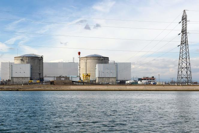 Deux réacteurs de Fessenheim (Haut-Rhin) pourraient être fermés durant le quinquennat.