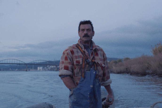 Albertino Lobo dans le documentaire de Leonor Teles,« Terra Franca».