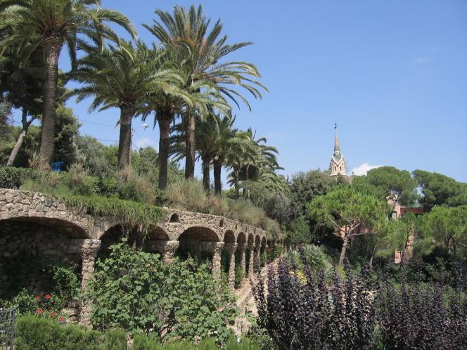 Le Parc Guëll, incontournable de Barcelone, avant une soirée tapas-sangria.