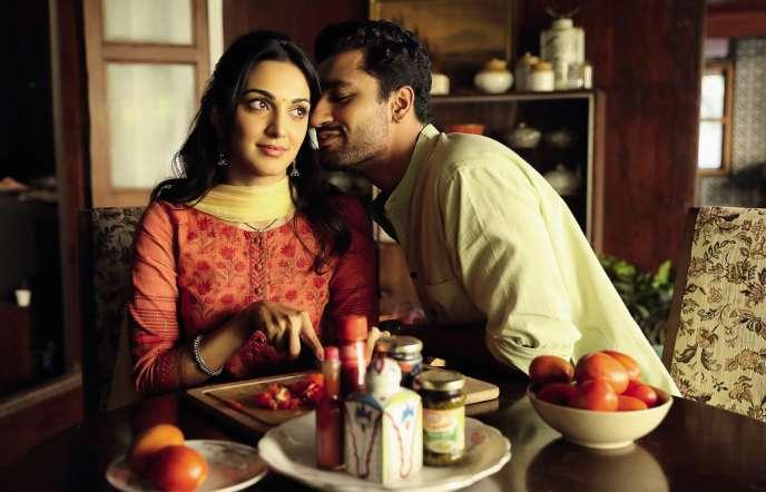 Kiara Advani et Vicky Kaushal, couple sexuellement peu épanoui dans l'une des quatre «Histoires sensuelles».
