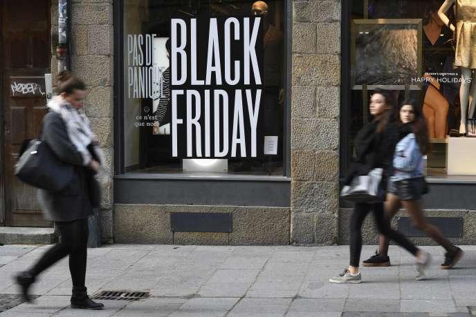Quel est ce vide que le «Black Friday» vient combler?