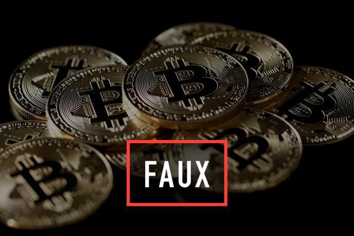 Le bitcoin est une cryptomonnaie au cours très volatil.