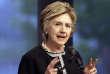 L'ancienne secrétaire d'Etat Hillary Clinton, à Baltimore, aux Etats-Unis, le 5 juin 2017.
