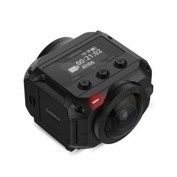 Un appareil robuste, étanche doté d'une image vidéo stabilisée Garmin VIRB 360