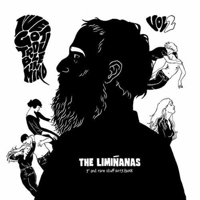 Pochette de l'album«I've Got Trouble in Mind Vol. 2», de The Liminanas.