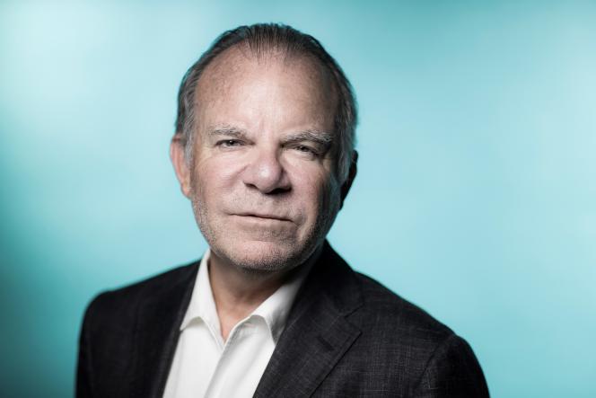 Alain Dinin, le PDG de Nexity, à Paris, le 22 juin.