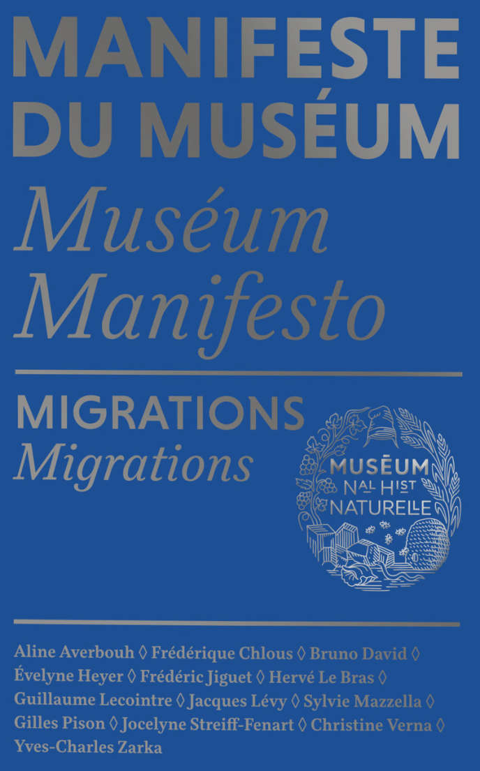 « Migrations », par leMuséum national d'histoire naturelle / Reliefs Editions, 80 pages 7,50 euros.