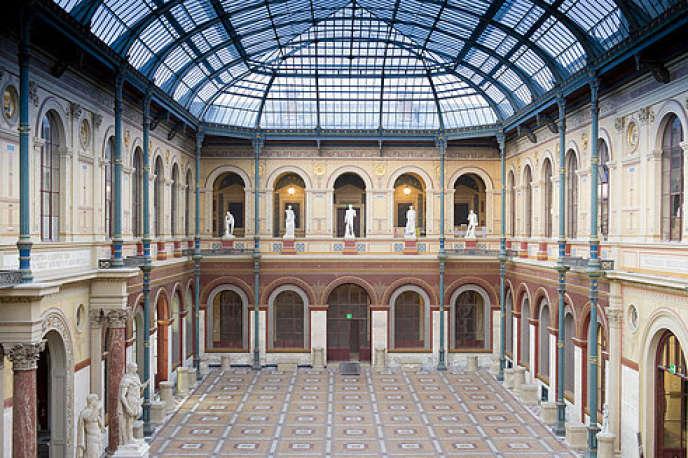 Ecole nationale supérieure des beaux-arts (Ensab), Paris.