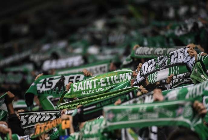 Depuis 2013, les supporteurs des Verts n'ont plus été autorisés à faire le déplacement à Lyon pour le traditionnel derby de la Ligue 1.