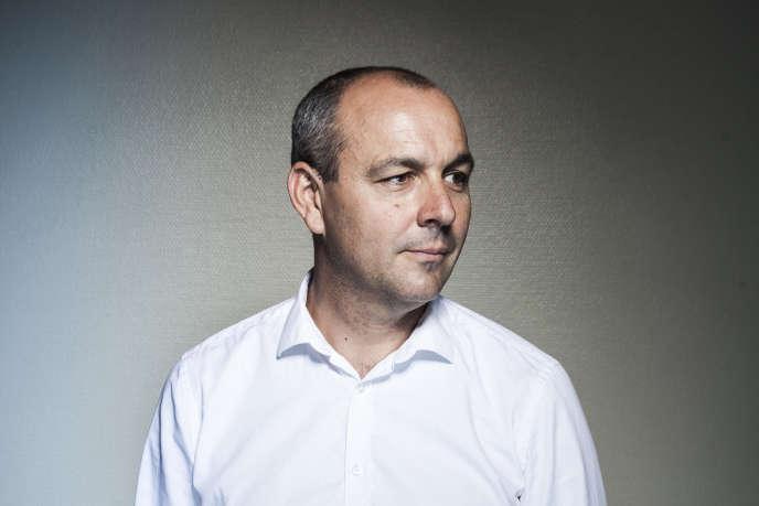 Laurent Berger à Paris, le 30 août .