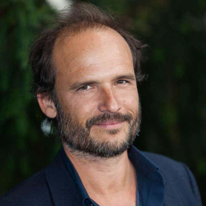 Le réalisateur Thomas Lilti, lors de la onzième édition du Festival du film francophone d'Angoulême, le 25août.